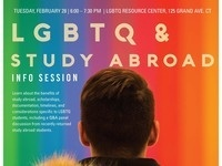 LGBTQ and Study Abroad Information Session