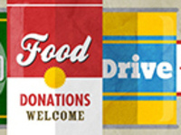 Staff Advisory Council Food Drive