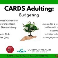 Cards Adulting: Budgeting
