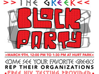 The Greek Block Party