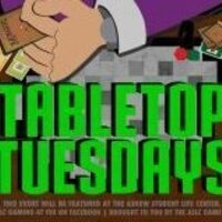Tabletop Tuesday