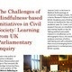The Challenges of Mindfulness-based Initiatives in Civil Society: Learning from UK Parliamentary Inquiry