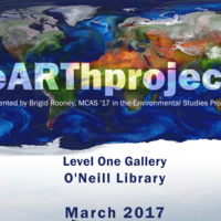 eARThproject: presented by Brigid Rooney, MCAS '17 in the Environmental Studies Program