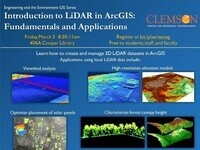 Introduction to LiDAR in ArcGIS: Fundamentals and Applications