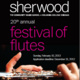20th Annual Festival of Flutes