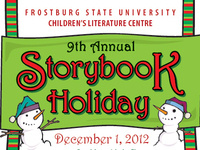 Frostburg's Storybook Holiday