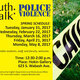 truth talk: Police Violence