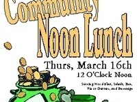 Community Noon Lunch