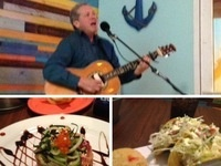 Final Show of Year: The Fishin' Musician Brian Peterman at MasterFish Grill