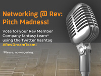 Networking@Rev: Pitch Madness