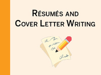 Nole to ProfessioNole: Resumes & Cover Letters
