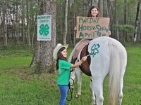 SC 4-H State Horse Show Intent to Show Form Registration
