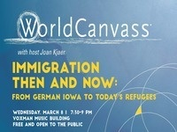 WorldCanvass: Immigration Then and Now