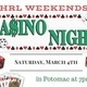 Casino Night by HRL Weekends