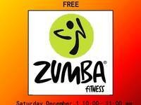 Free Zumba for Grad & Professional Students