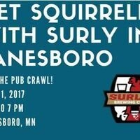 Get Squirrelly with SURLY in Lanesboro!