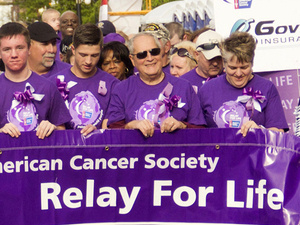 Lilburn Relay Rally