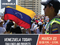 Americas in Flux Series Event | Venezuela Today: Challenges and Opportunities