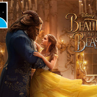 Beauty & the Beast in IMAX 2D and 3D