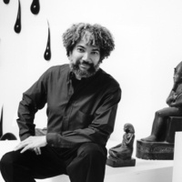 Artist Fred Wilson in conversation with Curator-In-Residence George Ciscle
