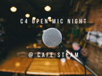 C4 Open Mic Night