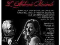 Morrison & Bidondo present L'Alchimie Musicale @ Foundry Vineyards