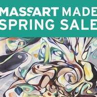 MassArt Made Spring Sale 2017
