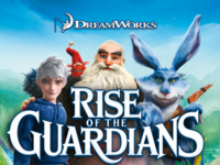 Rise of the Guardians (Movie & Theatrical Experience)