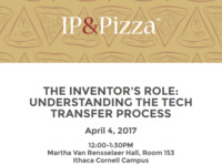 IP & Pizza™ The Inventor's Role: Understanding the Tech Transfer Process