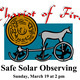 Chariot of Fire - Safe Solar Observing