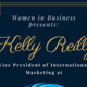 Women in Business Club features Ocean Spray's Kelly Reilly