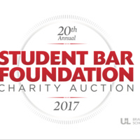 Student Bar Foundation Charity Auction