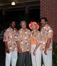 Concerts in the Garden: Tropical Island Players