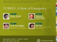 TURKEY:  A State of Emergency