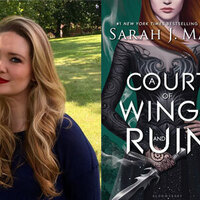 Meet the Author: Sarah J. Maas, A Court of Wings and Ruin