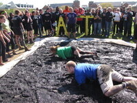 Greek Week: Mud Wars