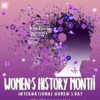 International Women's Day Market Wednesday