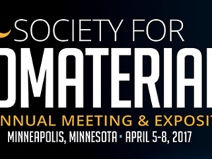 Society For Biomaterials 2017 Annual Meeting & Exposition