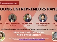 Young Entrepreneurs Panel