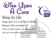 Relay for Life: Wish Upon a Cure