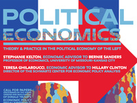 Political Economics: Theory & Practice in the Political Economy of the Left