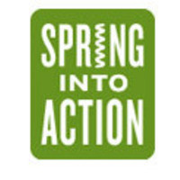Spring Into Action Volunteer Work Day