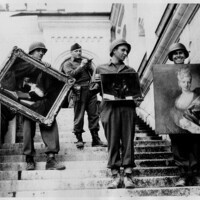 Looted and Rescued: The Plight of Art in the Second World War