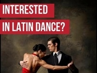 Always wanted to learn Latin Dance?