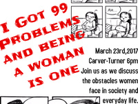 I got 99 problem and being a woman is one