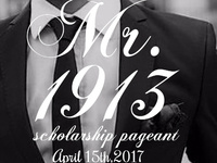 Mr. 1913 Scholarship Pageant