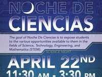 Noche de Ciencias (Science Night)