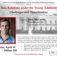 """US-Asia Relations Under the Trump Administration – Challenges and Opportunities"""""""