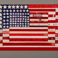 Stars and Stripes Imagined - Art Exhibit Reception