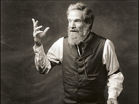 John Muir: Watch, Pray, and Fight - a one man play @ The Gesa Power House Theatre